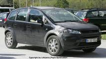 New Ford C-Max 4x4 Spy Photo