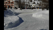 La pista di ghiaccio ICE di Pragelato