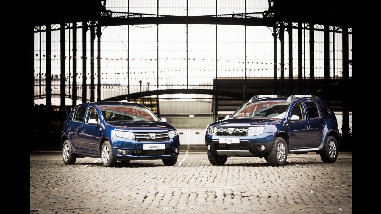 Dacia serie speciali