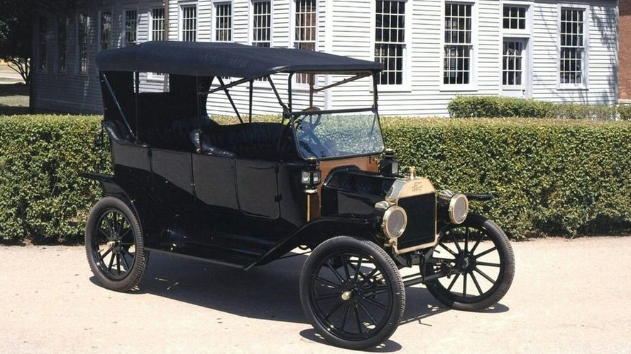 Ford to Celebrate Model T's 100th Birthday in 2008