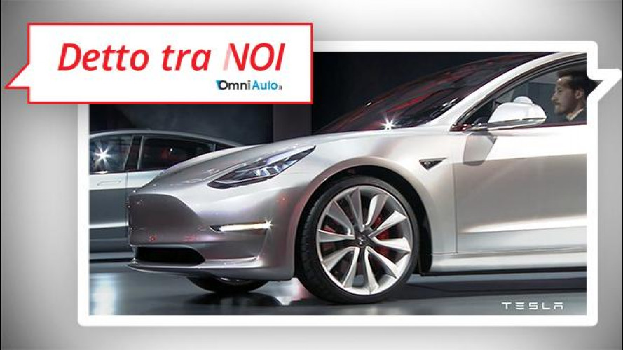 Tesla Model 3, il fenomeno che fa discutere [VIDEO]