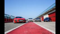 Audi Sport, la gamma RS