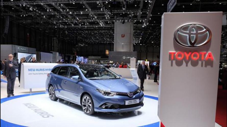 Toyota: essere i numeri 1 al mondo