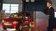 Mercury Mariner Hybrid Production