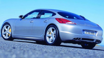 Porsche Panamera Prototype Spy Photos