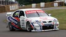 Anthony Reid in BTCC winning 1999 Nissan Primera