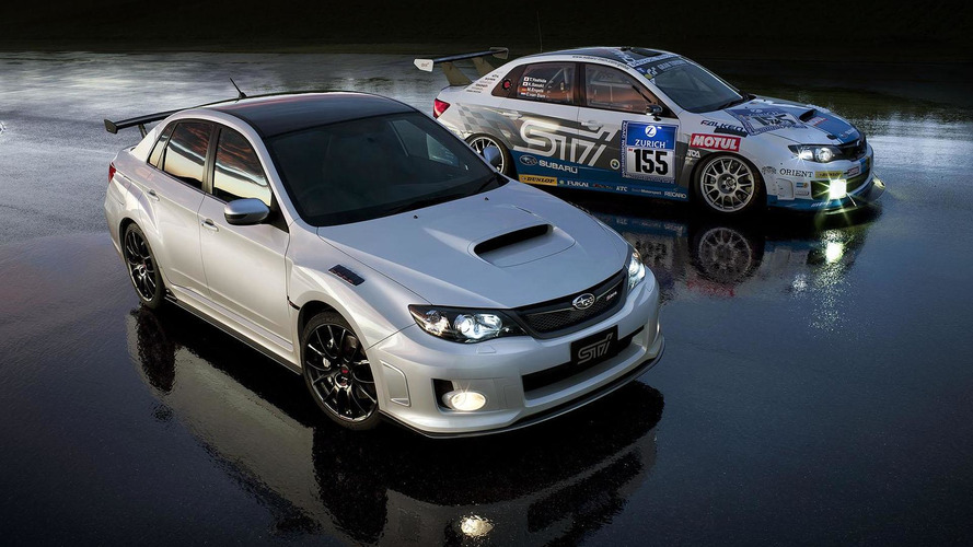 Subaru Impreza WRX STI S206 announced (JDM)