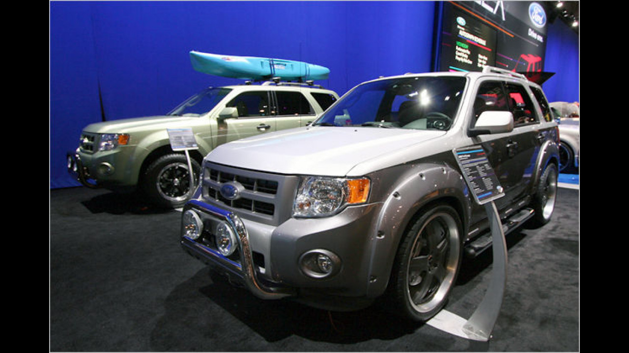 Ford Escape by HPA Motorsports