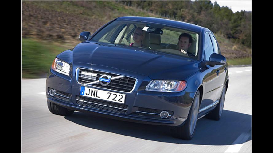 Volvo bleibt dem Fünfzylinder treu: Neuer S80 D5 im Test