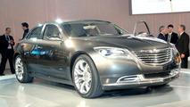 Chrysler 200C EV