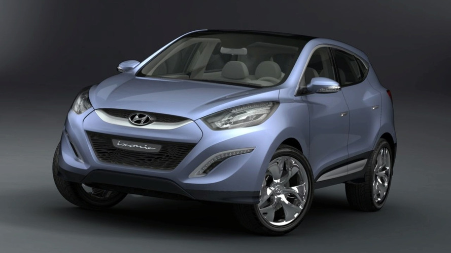 Details of Hyundai's Product Plan Until 2011 Surface