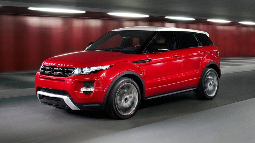 Range Rover Evoque 5-door revealed - debut in Los Angeles