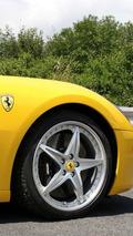 Ferrari 599 GTB Fiorano with HGTE upgrade package