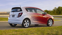 2012 Chevrolet Sonic Z-Spec - 15.4.2011
