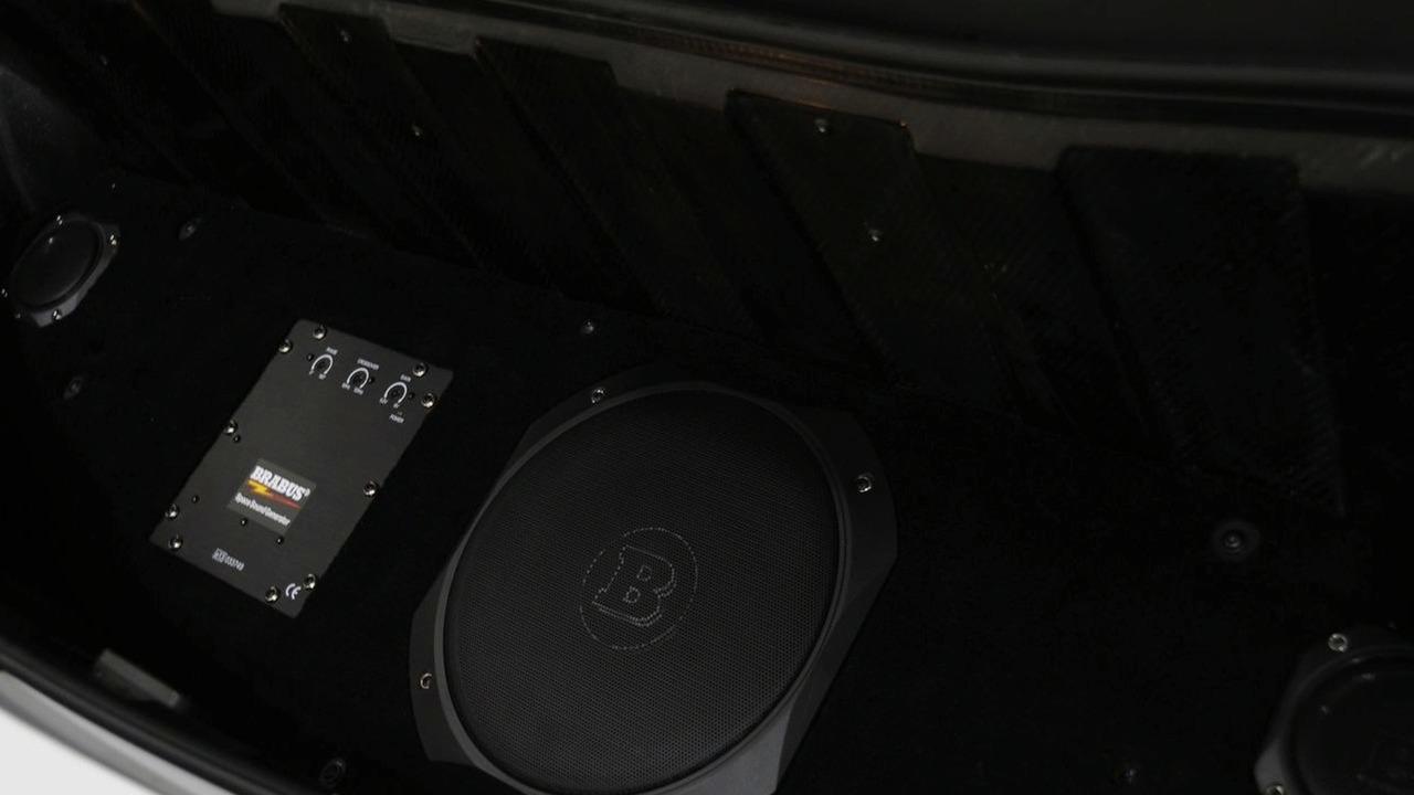 Tesla Roadster by BRABUS