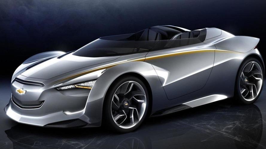 Chevrolet Miray concept revealed in Korea
