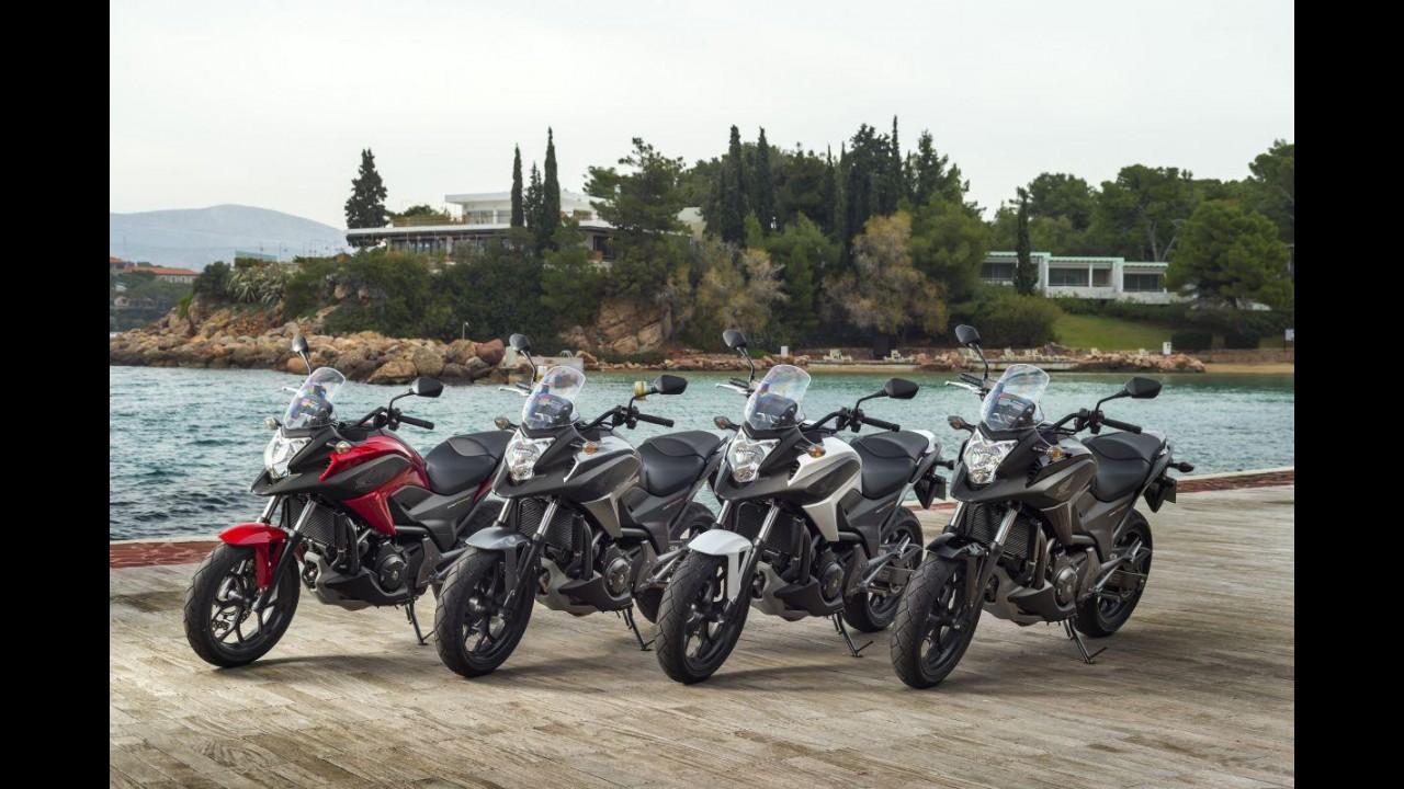 Honda lançará NC 750X no primeiro semestre de 2015
