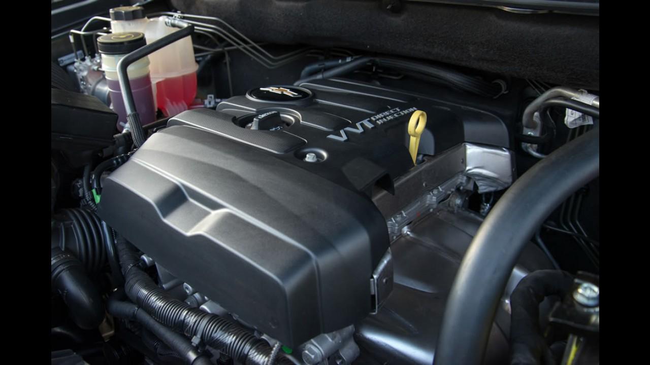 Volta Rápida: S10 2.5 Ecotec SIDI Flex inicia nova era nos motores GM
