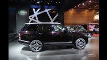 Salão de Paris: Land Rover apresenta o Range Rover Vogue totalmente renovado