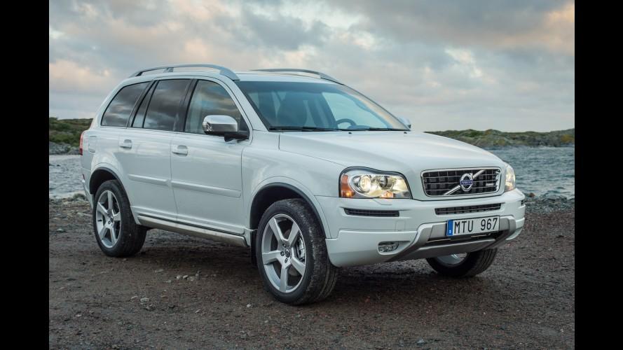 Próximo XC90 será primeiro Volvo feito em parceria com a Geely