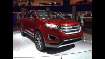 Salão SP: Ford mostra novo Mustang ainda em clima de mistério