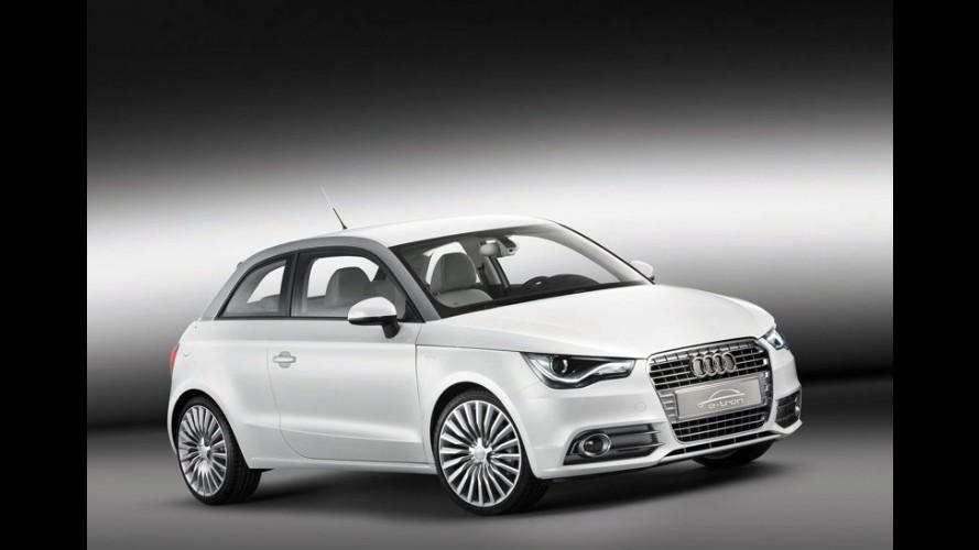 Audi confirma intenção de ter linha completa de modelos e-tron até 2020