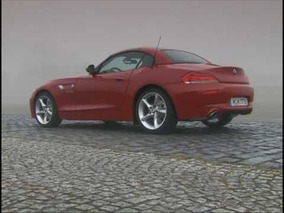 2011 BMW Z4 sDrive35is Top up/Folding Top Footage