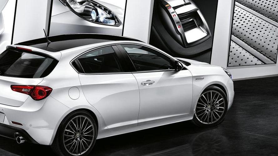 Alfa Romeo Giulietta Collezione revealed