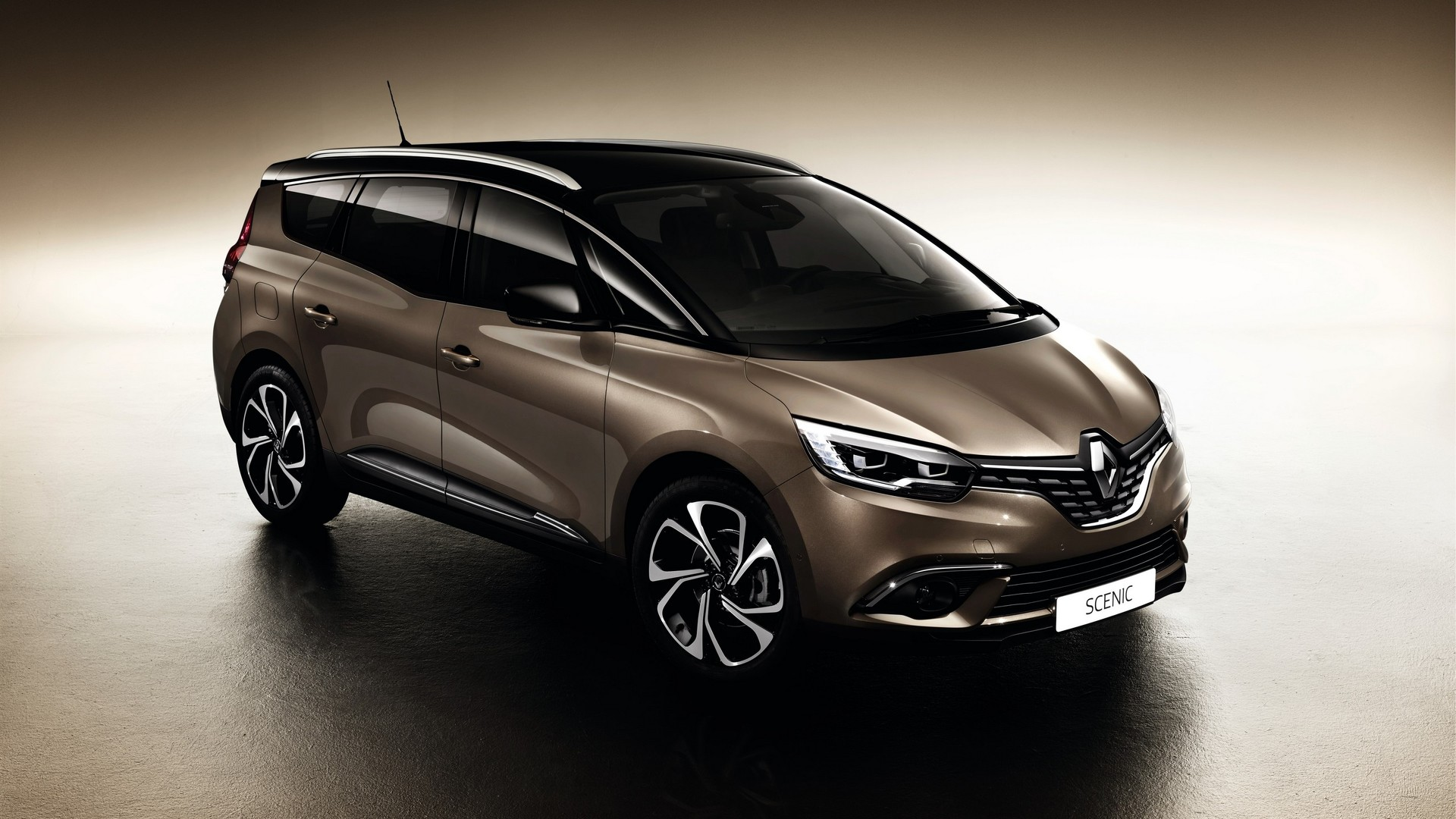 2016 renault grand scenic revealed with optional seven seats. Black Bedroom Furniture Sets. Home Design Ideas