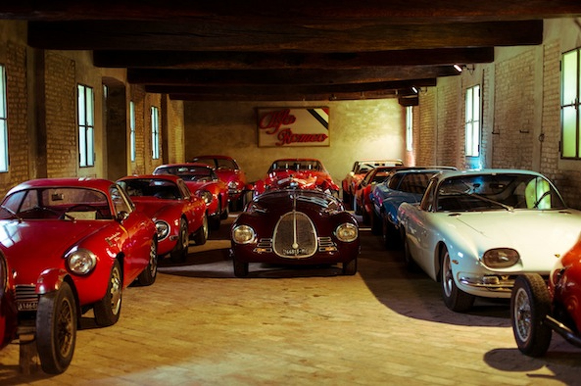Righini Classic Car Collection is a Marvel of Italian Automobilia ...
