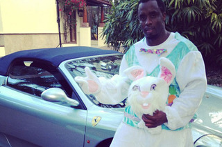 P Diddy Loves to Instagram Cars, Be a Little Nuts