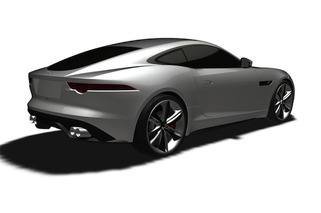 Is This the Jaguar F-Type Coupe?