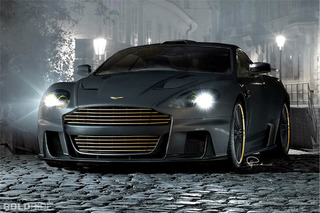 Most Popular: 2012 DMC Aston Martin DBS Fakhuna