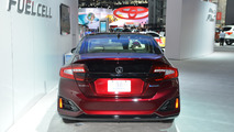 2017 Honda Clarity Fuel Cell US Spec live in New York
