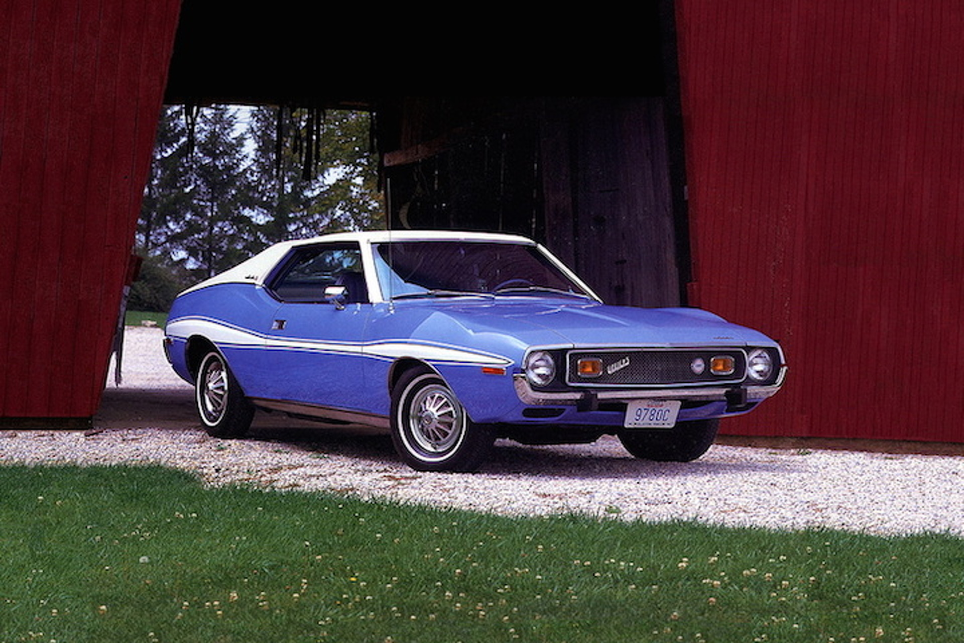American History: How AMC's Underrated Javelin Shocked the World