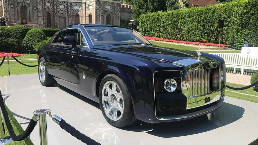 Rolls-Royce Says Sweptail Likely The Most Expensive New Car Ever
