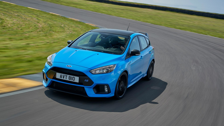 Ford offre un Pack Performance à la Focus RS