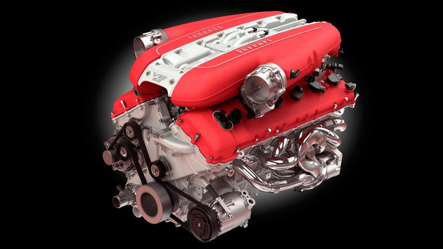 Ferrari não terá motor V12 turbo