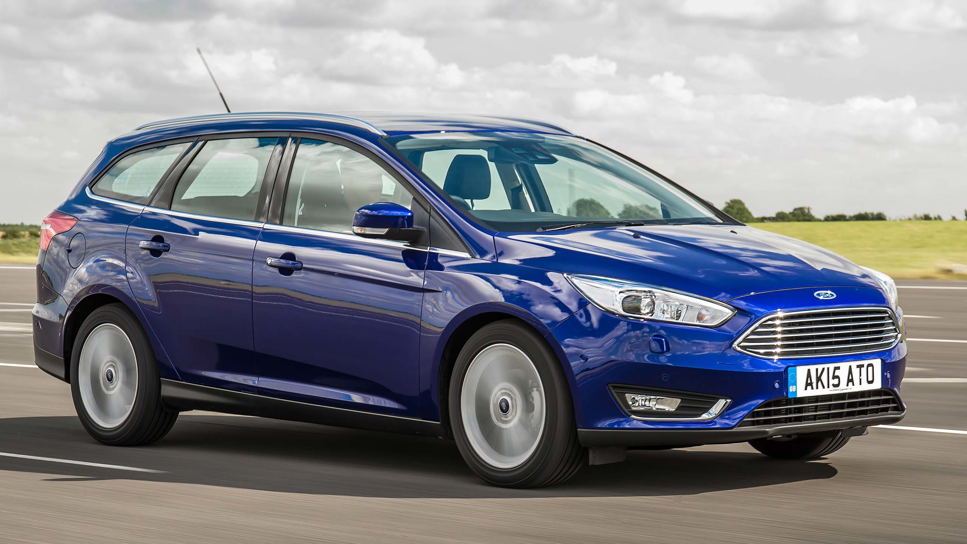 Ford Focus Estate Size - Car Reviews 2018