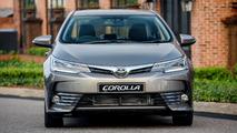 Corolla 2018 Euro