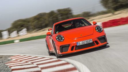2018 Porsche 911 GT3 First Drive: The Ultimate Version Of The 911