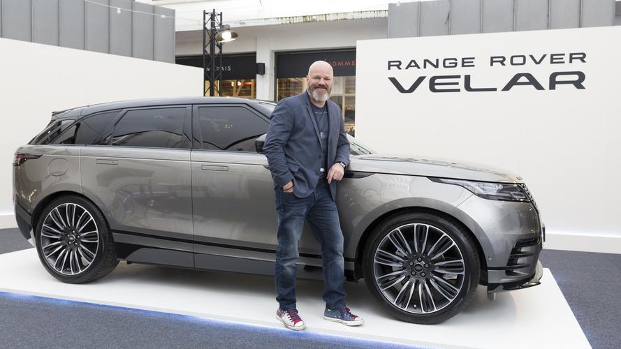 Présentation Land Rover Range Rover Velar - Paris
