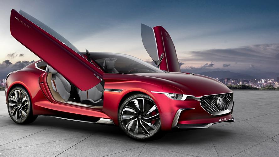 MG, elektrikli spor otomobil konseptini üreteceğini açıkladı