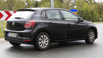 2018 VW Polo spy photo