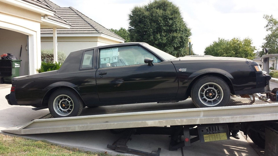 Bag This 49-Mile Buick Grand National While You Still Can