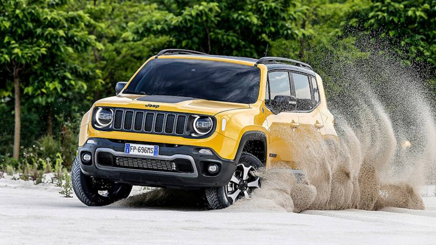 2019 Jeep Renegade'in tüm detayları burada