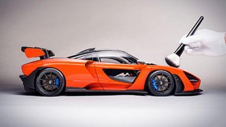 Ahora puedes tener un McLaren Senna... por 7.000 euros