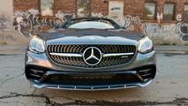 2017 Mercedes-AMG SLC 43