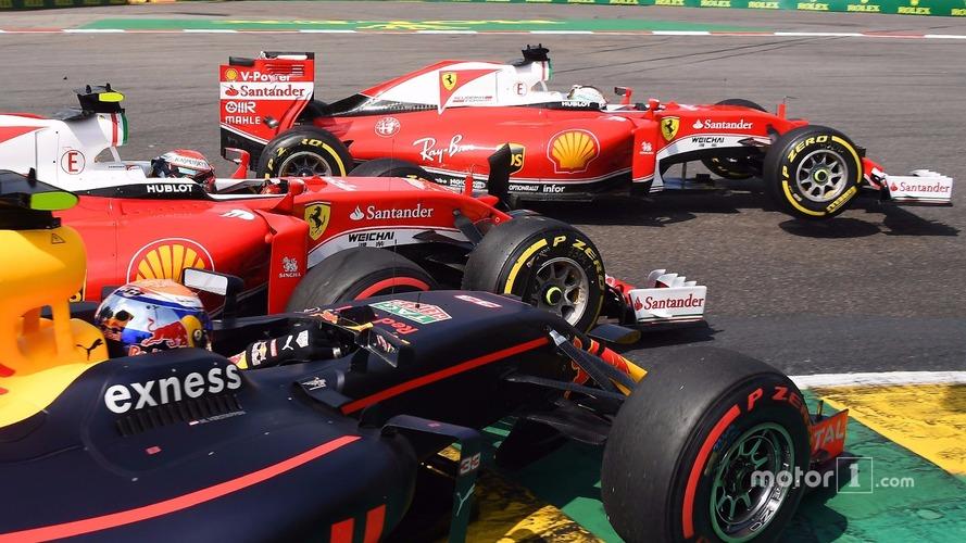 Whiting to meet with Vettel, Raikkonen over Verstappen