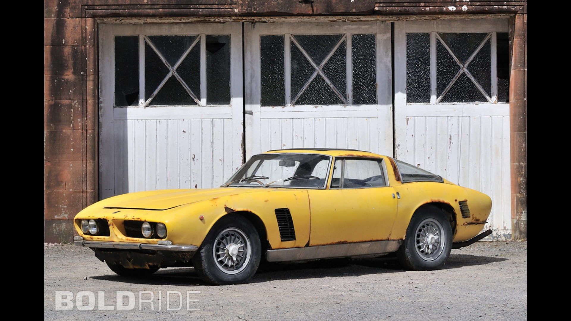 iso grifo gl series i barn find product 2016 06 30 053440